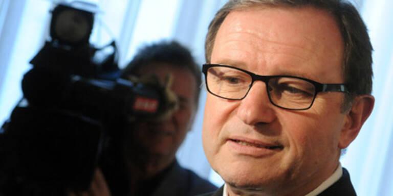 ÖVP-Klubchef Karlheinz Kopf am Dienstag vor dem Ministerrat