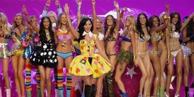Das große Finale der Victoria's Secret Show