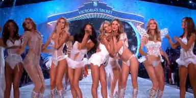 So heiß sind die Victoria Secret Engel 2014