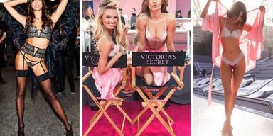 Victoria's Secret Show Backstage