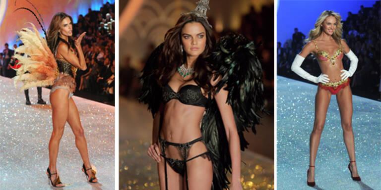 12.500 Euro für Victoria's Secret Tickets