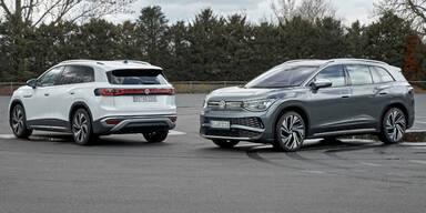 E-SUV-Flaggschiff: VW greift mit dem ID.6 an