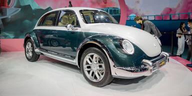 Jetzt klonen die Chinesen auch noch den VW Käfer