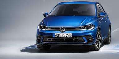 VW verpasst dem Polo ein großes Facelift