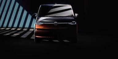 Erstes Foto vom VW T7: Das ist der neue Bulli