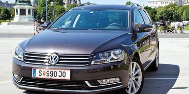 VW Passat Variant: Vernunft auf 4 Rädern