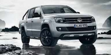 """VW bringt den Amarok """"Dark Label"""""""