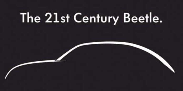 2. Generation des VW New Beetle kommt