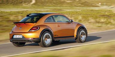 VW bringt den Beetle Dune in Serie
