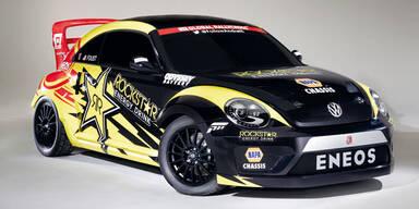 Rallycross-Beetle mit über 560 PS