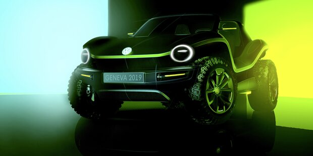 VW Buggy feiert ein Comeback