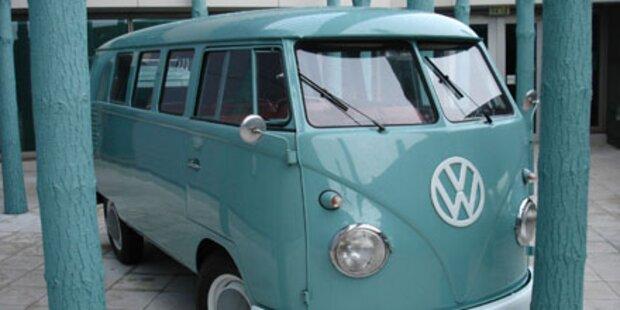 Dreijähriger machte Spritztour im VW-Bus
