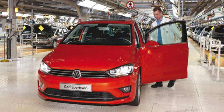 VW jetzt auch in den USA auf Kurs