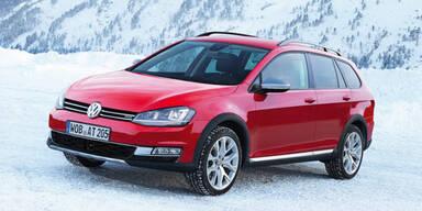 VW bringt einen Golf VII Alltrack