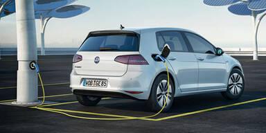 VW verrät den Preis des e-Golf