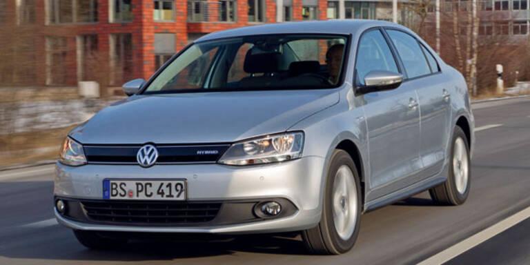 VW Jetta Hybrid ab sofort bestellbar