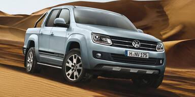 "VW bringt den Amarok ""Atacama"""