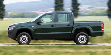 Neuer Einstiegsmotor für den VW Amarok