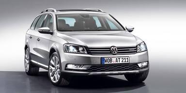 Jetzt bringt VW den Passat Alltrack
