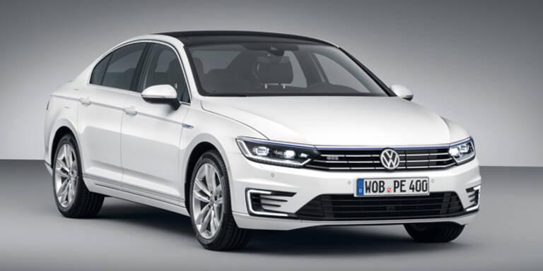 So kommt der neue VW Passat GTE