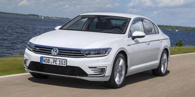 Alle Infos vom VW Passat GTE