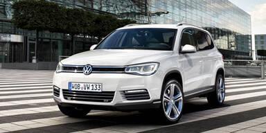 VW bringt Passat als SUV, Coupé & Cabrio