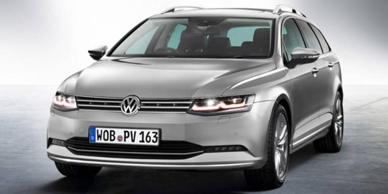 Neue Infos vom nächsten VW Passat