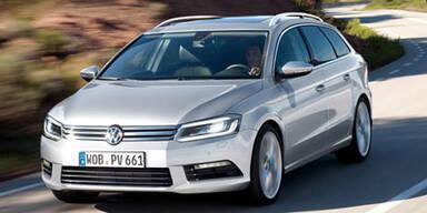 So luxuriös wird der nächste VW Passat