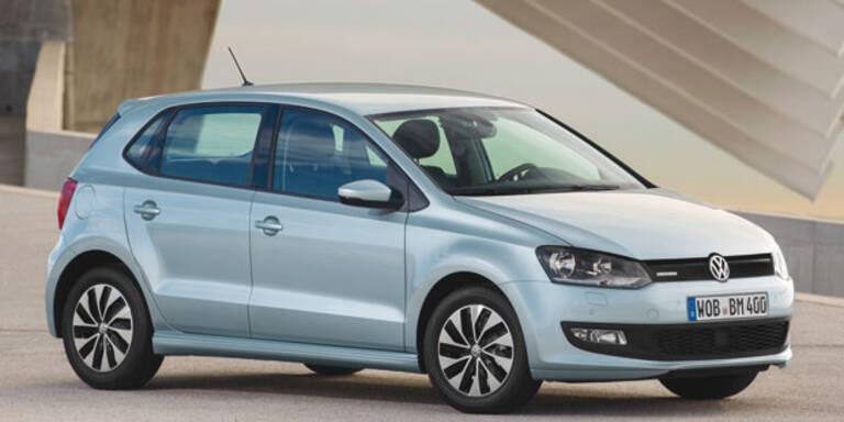 Erster VW BlueMotion mit TSI-Motor