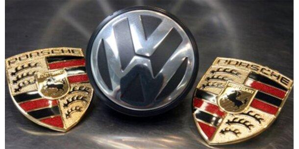Porsche und VW wollen Streit beilegen