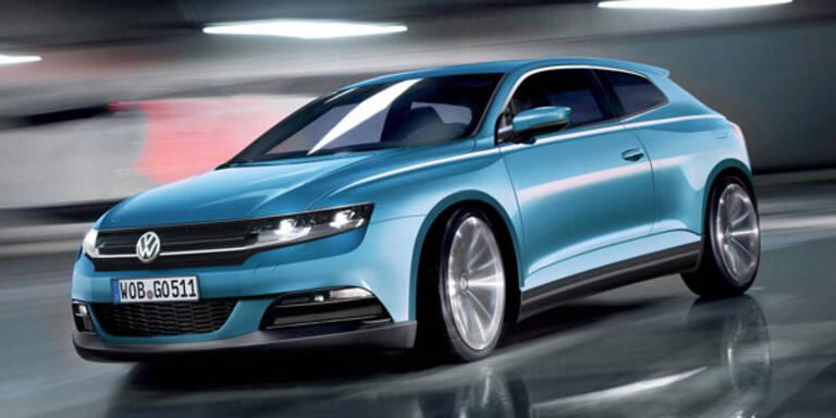 VW bringt einen neuen Scirocco