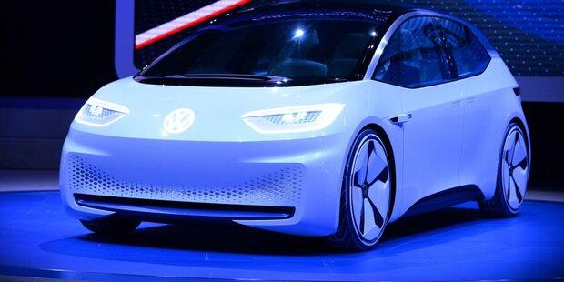 VW fixiert Start seiner neuen E-Autos