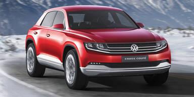 VWs Cross Coupé verbraucht nur 1,8 l/100 km
