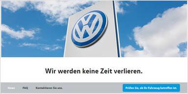 VW-Skandal: Ist Ihr Auto betroffen?