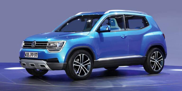 VW bringt einen Baby-Tiguan