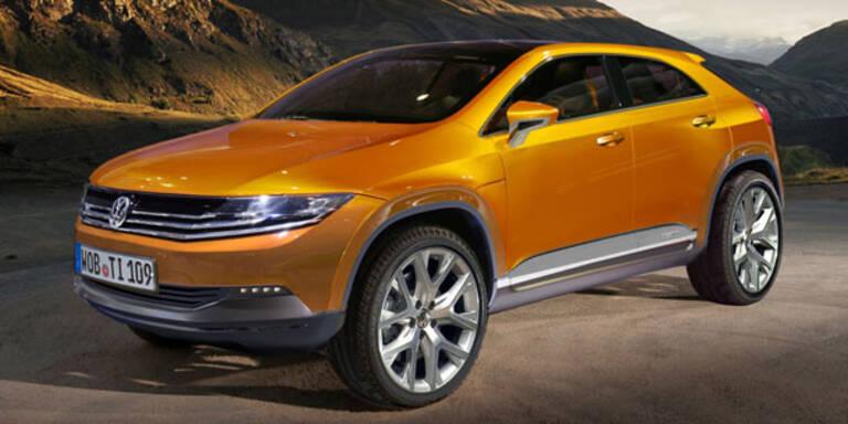 VW bringt vier neue CC-Modelle