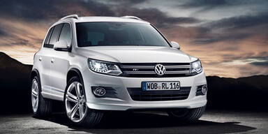 Jetzt bringt VW den Tiguan R-Line