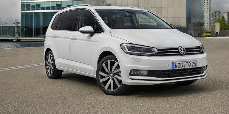 VW Touran: Update & neue Nr. 1 in Europa
