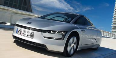 """VW-Ökomobil """"XL1"""" teurer als Porsche 911"""
