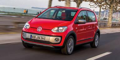 VWs neuer Country Up! geht an den Start