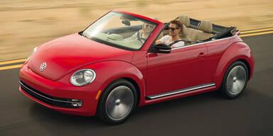 Startschuss für das neue VW Beetle Cabrio