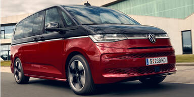 """Das kostet der neue VW T7 Multivan (""""Bulli"""")"""