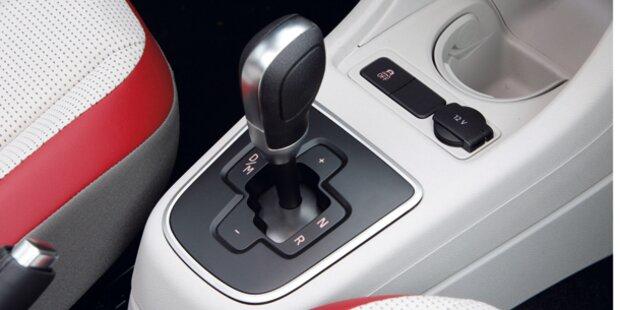 Jetzt startet der VW Up! mit Automatik