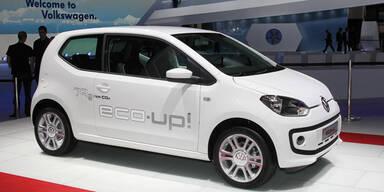 Jetzt startet der neue Eco Up! von VW