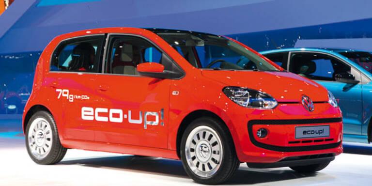 VW stellt Eco Up! und Polo BlueGT vor