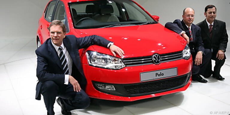 VW weiterhin Platzhirsch bei den Pkw