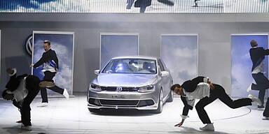 VW will aber Marktanteile dazugewinnen