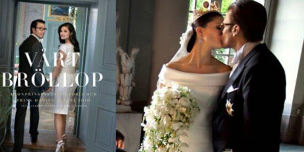 Victoria & Daniel: Ihr Hochzeitsbuch