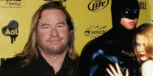 Val Kilmer: Aus Batman wird Fatman