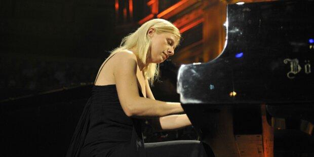 Justin Bieber Der Klassik Valentina Lisitsa Spielt In Royal Albert Hall